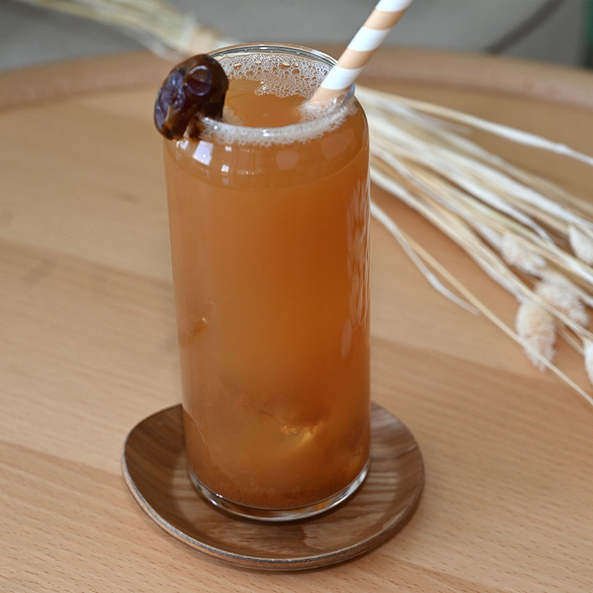Tamarind and date juice